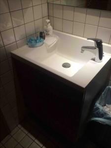 きれいな洗面台!