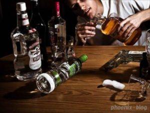 お酒の席でマナーが良い客