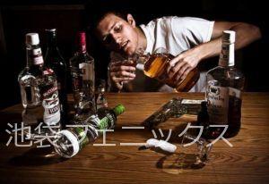 キャバのバイトで酒乱は致命的